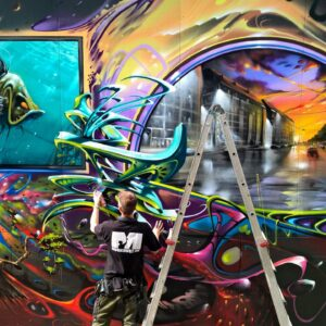 Imagination Wall