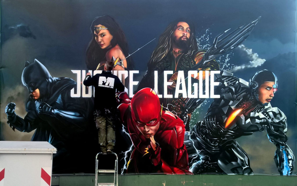 Read more about the article Justice League